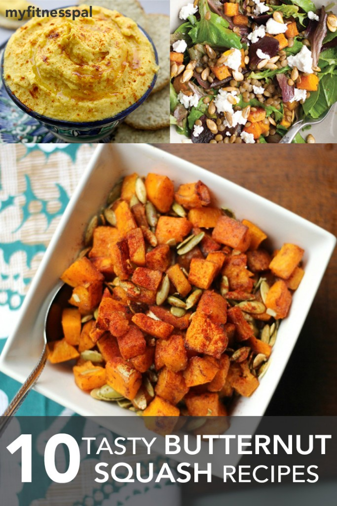 10 Tasty Butternut Squash Recipes