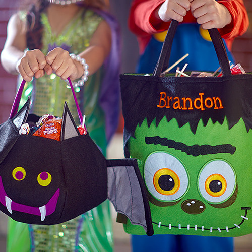 kids trick or treat bags