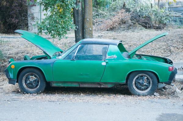 Bruce Jenner Porsche 914