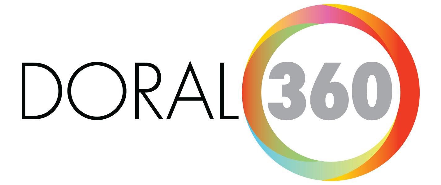 DORAL 360 full logo