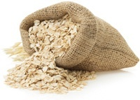 Oats in a Brown Bag