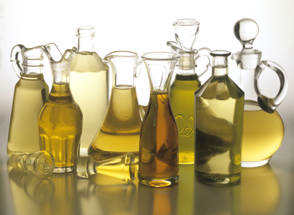 myfitnesspal cooking oils