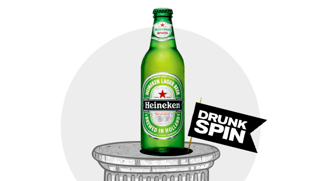 There Is No Excuse For Drinking Heineken
