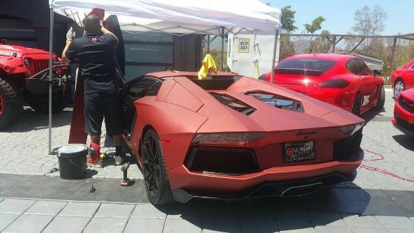 The Game Lamborghini Aventador