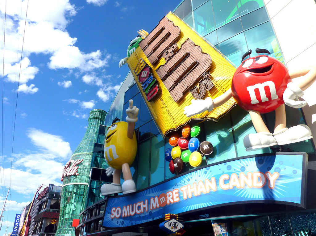 Kid friendly things to do in Las Vegas
