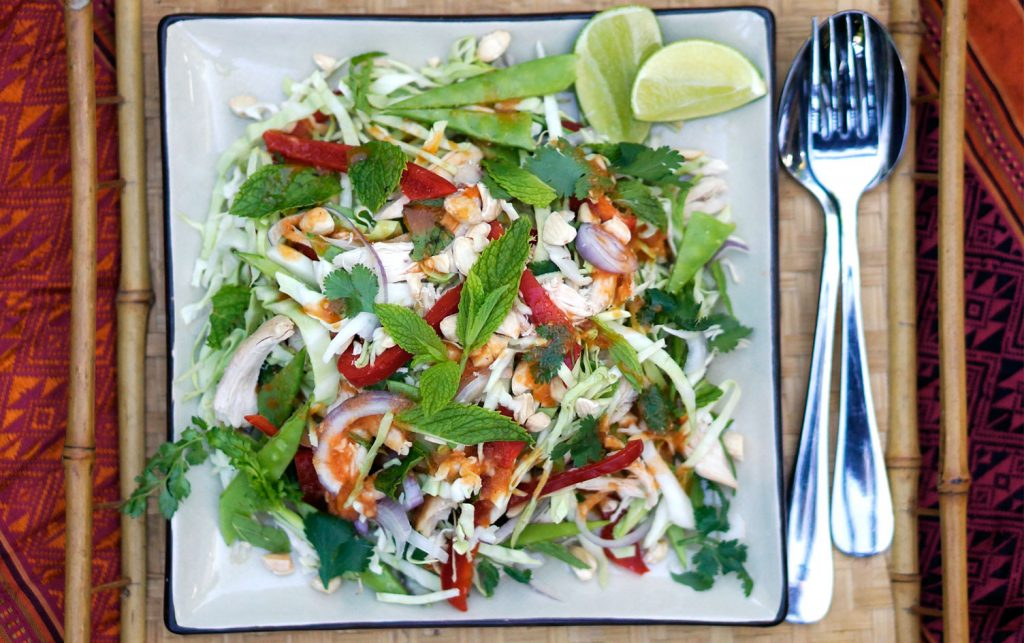 Viet-Lemongrass-Chicken-Salad