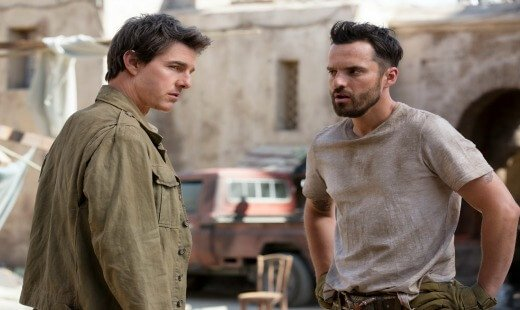 the mummy, reboot, horror, action, tom cruise, dark universe, review, universal pictures
