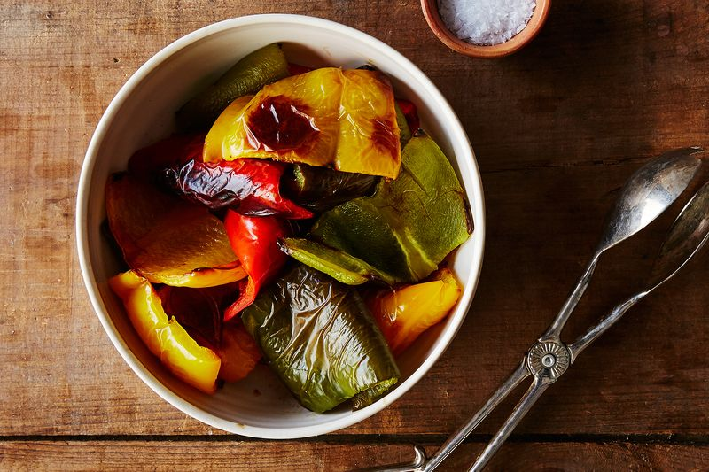 How I Fell Hard—and Fast—for Roasted Peppers