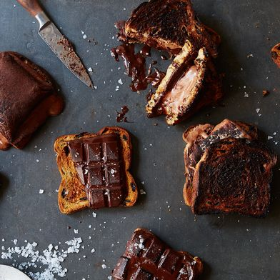 Our Deepest, Darkest S'more is Salty, Seductive & Anything but Ordinary