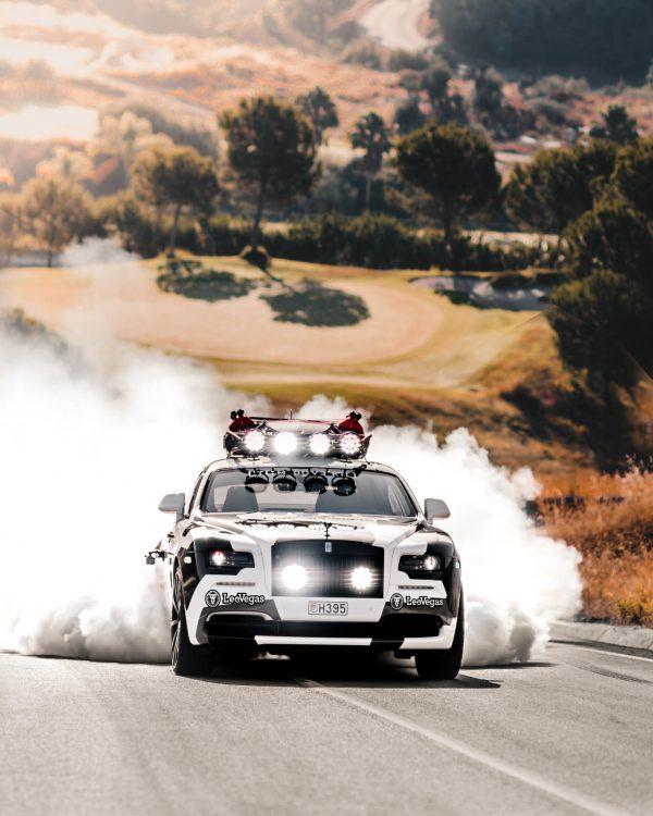 Jon Olson Rolls Royce Wraith