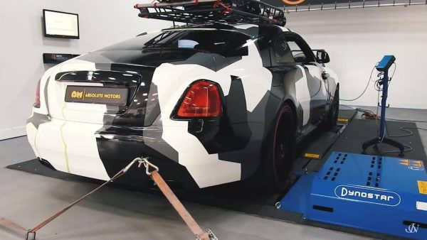 Jon Olsson 800 HP Rolls Royce