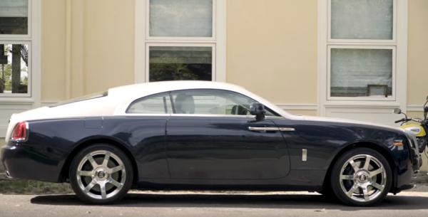 Macklemore Rolls Royce