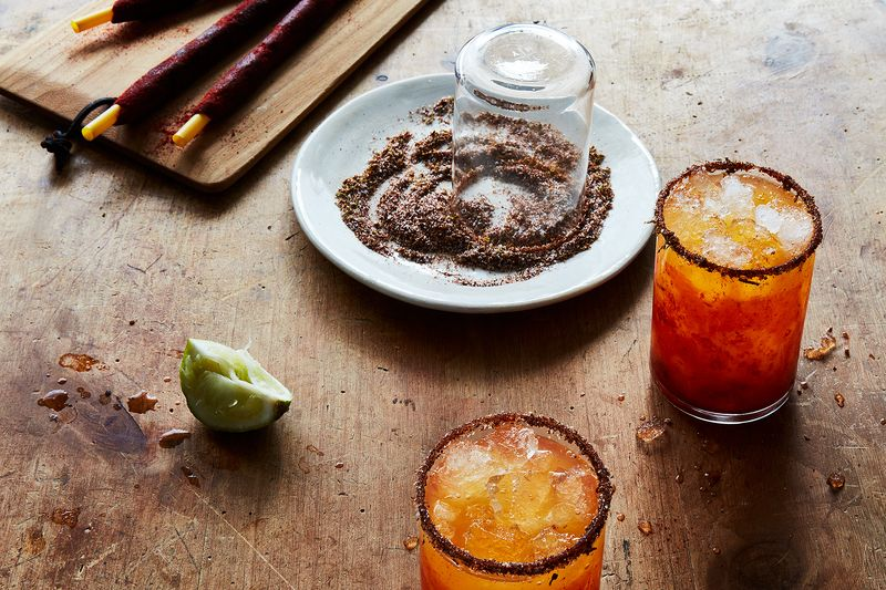 A grown-up drink for grown-up taste buds