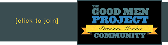 bottom of post widget GMP community logo