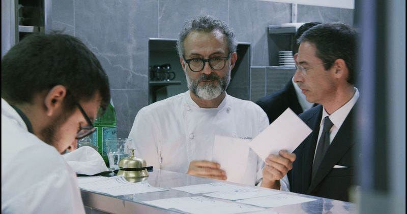 Italian Chef Massimo Bottura rethinks ways to appropriate massive amounts of food waste.