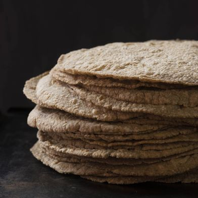 Whole Wheat Chapatis