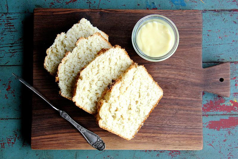 Coconut Quick Bread