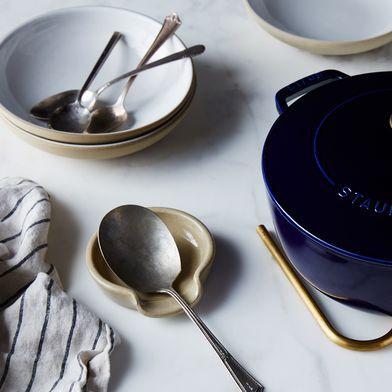 Food52 x Farmhouse Pottery Spoon Rest