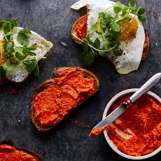 F9f0e84b 90c9 4a6d a9b2 e3a0b9d9564e  2017 0906 egg tartines with romesco and greens bobbi lin 1077