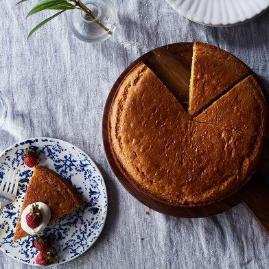 Clotilde Dusoulier's Yogurt Cake (Gâteau au Yaourt)