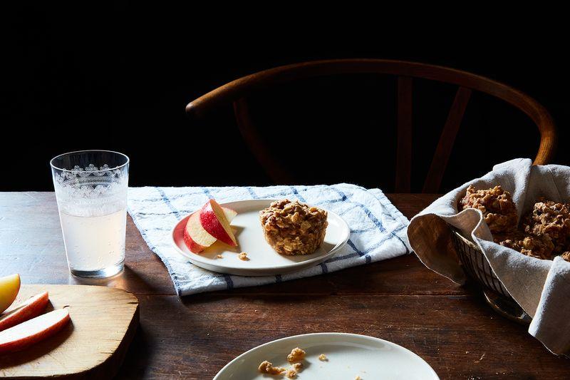 Date and Walnut Oatcakes