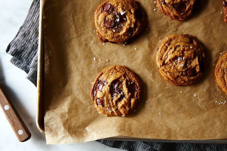 Deep-frying is an excuse to bake more cookies!