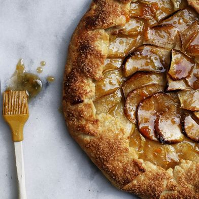 Brown Butter Apple Tart