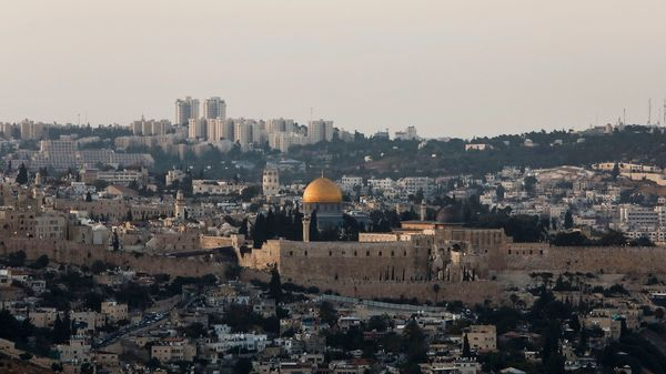 President Trump announced Wednesday that the U.S. views Jerusalem as the capital of Israel, a controversial move that complicates Middle East politics.