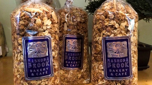 "The FDA infamously sanctioned the Nashoba Brook Bakery for listing ""love"" as an ingredient in its granola, but our writer went on a quest to get that recipe. What she found was a treasure of another sort, one of value for those with eating disorders."