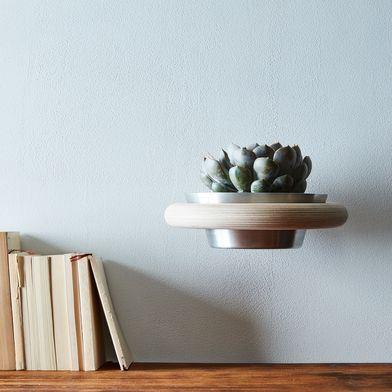 Spun Bowl & Wall Mount