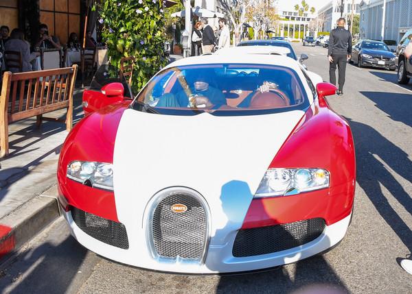 Tyga Bugatti