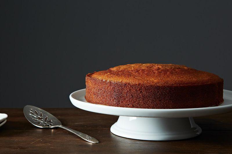 Maialino's Olive Oil Cake