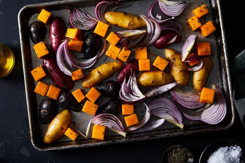 Co-Roast Your Vegetables, Make Dinner Harmony