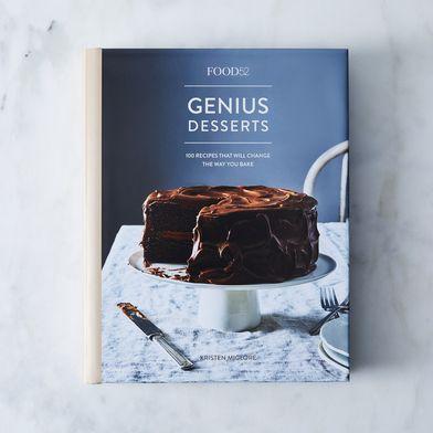 PRESALE Signed Copy: Genius Desserts, by Kristen Miglore