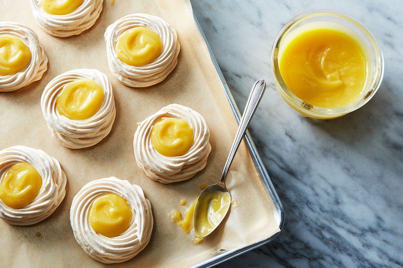 Honey Lemon (or Lime) Curd