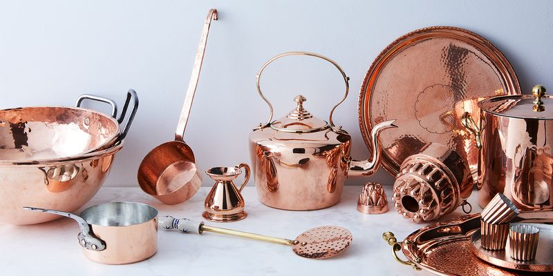 A selection of Coppermill Kitchen's vintage assortment