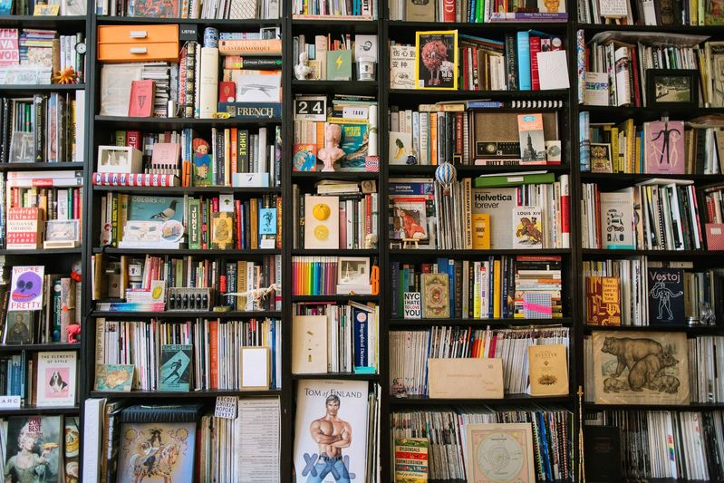 A book lover's paradise.