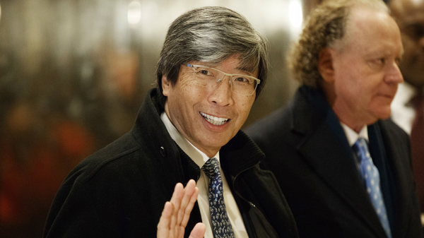 Billionaire Dr. Patrick Soon-Shiong officially takes control of the Los Angeles Times and The San Diego Union-Tribune as soon as Monday, sources familiar with the deal tell NPR.