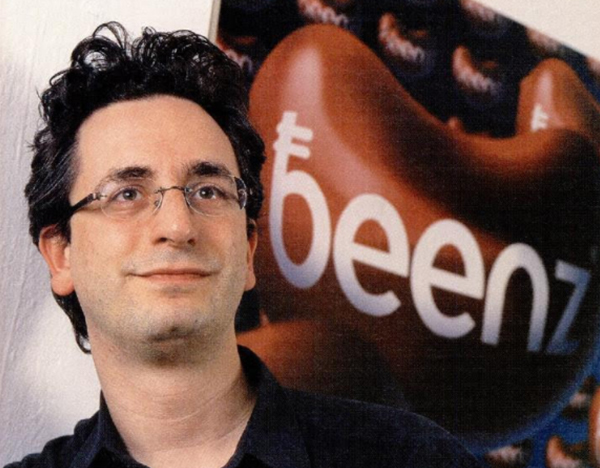 Charles Cohen, creator of Beenz digital currency